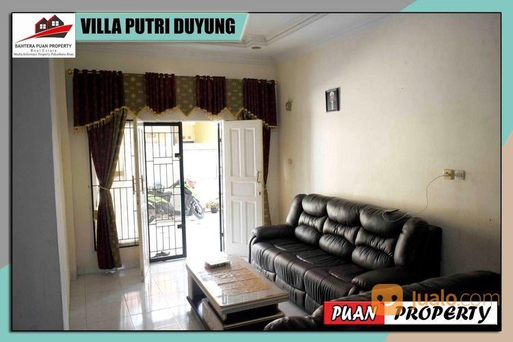 Rumah Second Siap Pakai Jalan Duyung/Nangka (28672727) di Kota Pekanbaru