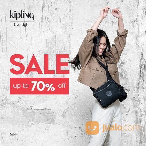 Kipling Mid Season Sale (28679479) di Kota Jakarta Selatan