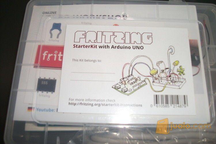 Fritzing StarterKit with Arduino UNO (original)