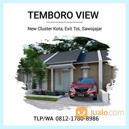 Hunian Hawa Dingin Dekat Exit Tol Sawojajar 200 Jtan Temboro View (28684759) di Kota Malang