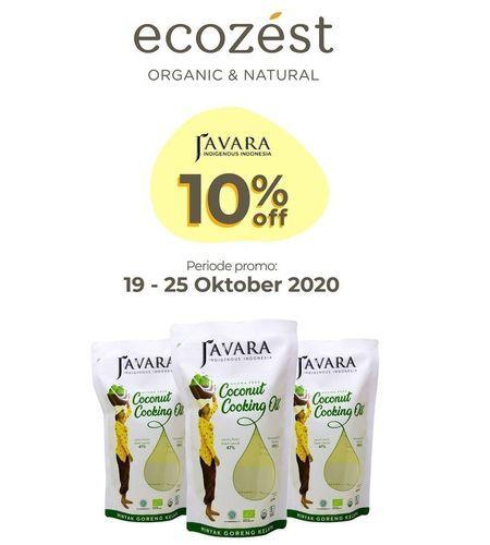 ECOZEST WEEKLY SALE 10% OFF (28697327) di Kota Jakarta Selatan