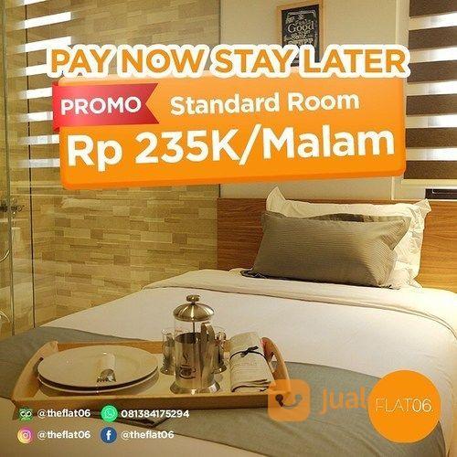 FLAT06 Pay Now, Stay Later Mulai dari 199k! (28698487) di Kota Jakarta Selatan