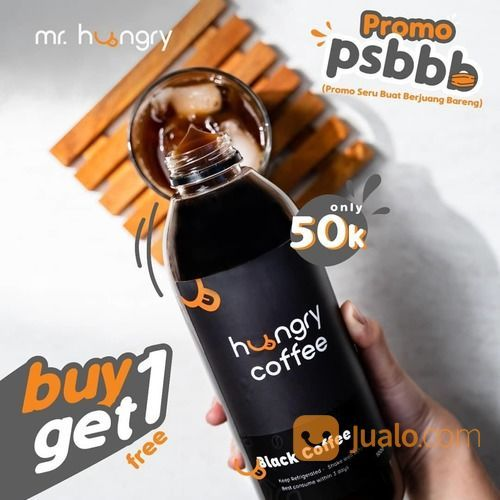 "Mr Hungry Promo Psbb ""50RIBU DAPAT 2 LITER KOPI!"" (28703795) di Kota Jakarta Selatan"