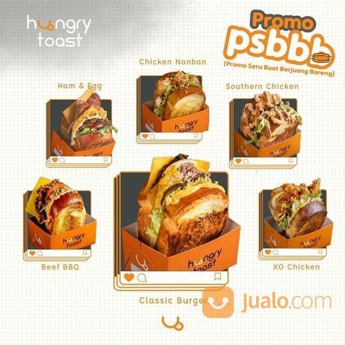 Mr Hungry 50% Off Promo PSBB* (28704023) di Kota Jakarta Selatan
