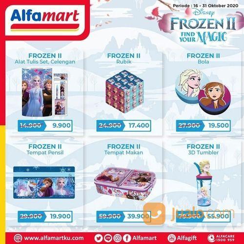 Alfamart Promo Aneka Aksesoris Frozen II (28705655) di Kota Jakarta Selatan