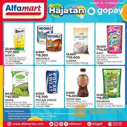 Alfamart Promo Hajatan Gopay masih ada di #Alfamart (28709183) di Kota Jakarta Selatan