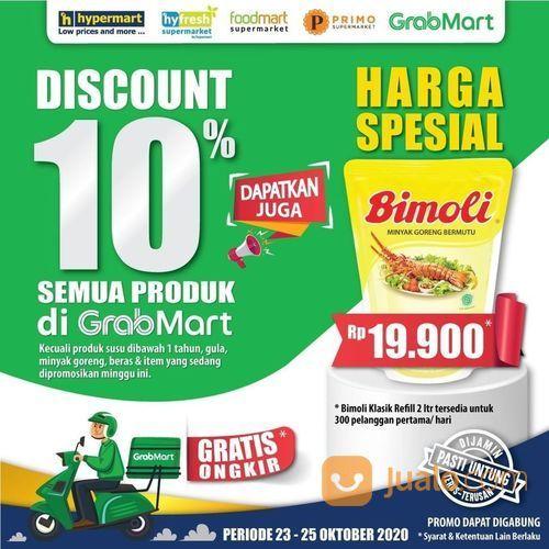 Grabmart Diskon Spesial kini hadir di Hypermart! (28709803) di Kota Jakarta Selatan