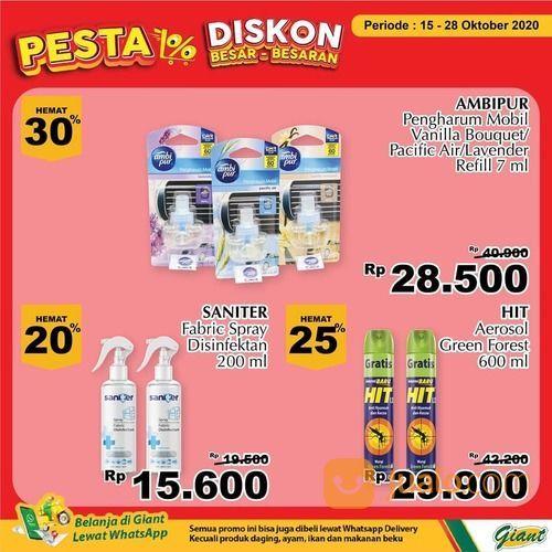 Giant Promo Spesial beragam produk dari Giant! (28711159) di Kota Jakarta Selatan