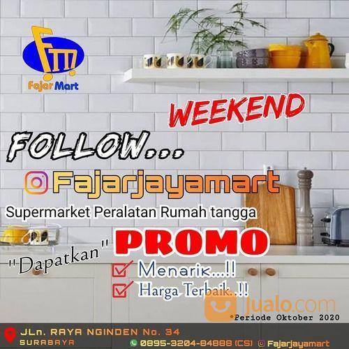 """FAJAR MART Promo """"HAJAR DISKON"""" Diskon 5-10% hadir lagi di bulan oktober! (28714475) di Kota Surabaya"""