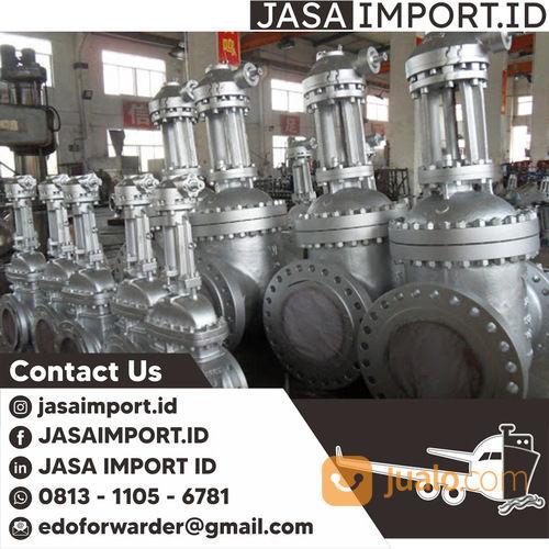 JASA IMPORT VALVE | IMPORT RESMI | JASAIMPORT.ID (28717051) di Kota Jakarta Timur