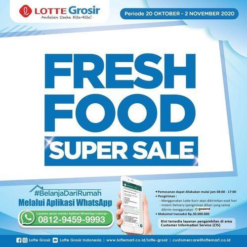 Lotte Grosir Fresh Food Super Sale (28717175) di Kota Jakarta Selatan