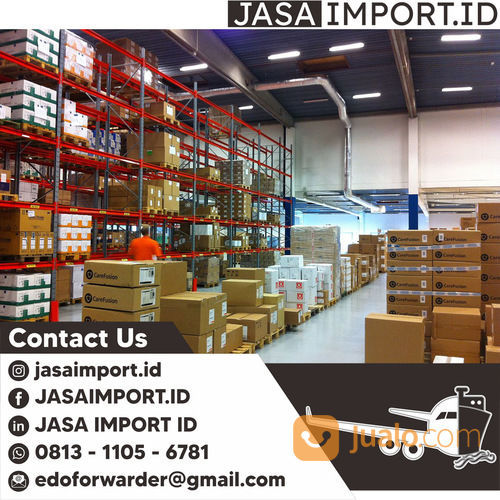 JASA IMPORT BARANG CHINA | JASAIMPORT.ID (28717339) di Kota Jakarta Timur