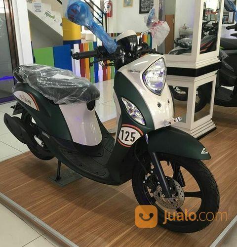 Yamaha FINO 125 Cc Promo Credit !! (28720879) di Kota Jakarta Selatan