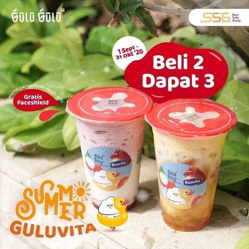 Gulu-Gulu Cheese Tea Beli 2 Dapat 3 (28729167) di Kota Jakarta Selatan
