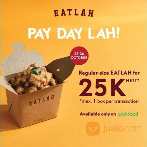 Eatlah Pay Day Lah! Promo Today Only! (28745859) di Kota Jakarta Selatan