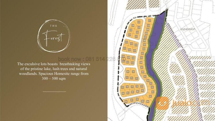 Shila At Sawangan Satu2nya View Danau Seluas 26 HA (28746651) di Kota Depok