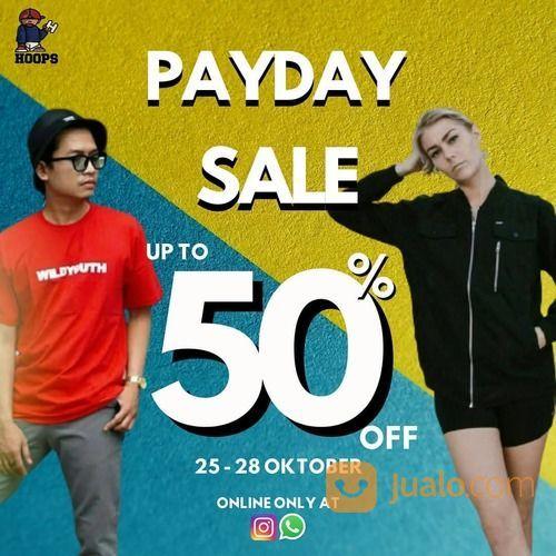 Hoops Kayutangi Payday Sale Up to 50% (28751975) di Kota Jakarta Selatan