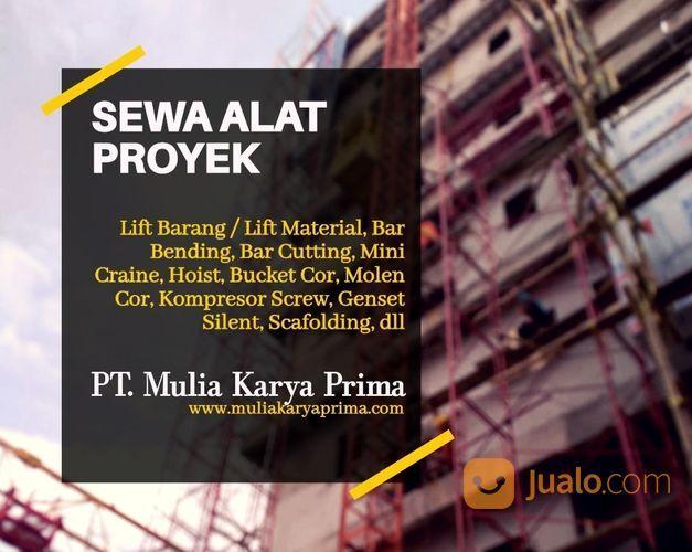 JASA SEWA ALAT PROYEK INDONESIA (28755751) di Kota Jambi