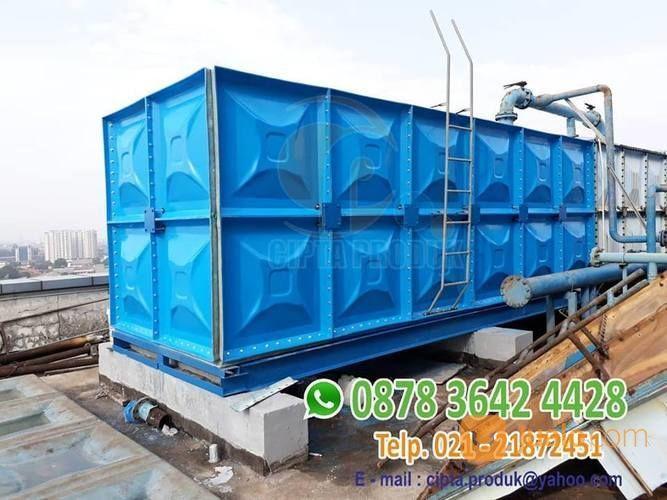 Pabrikasi Roof Tank Panel Tangki Kotak (28805455) di Kota Bekasi