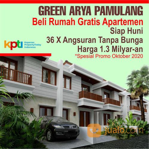 Cluster Arya Green Pamulang Tangerang, Gratis Apartemen (28813411) di Kota Tangerang Selatan