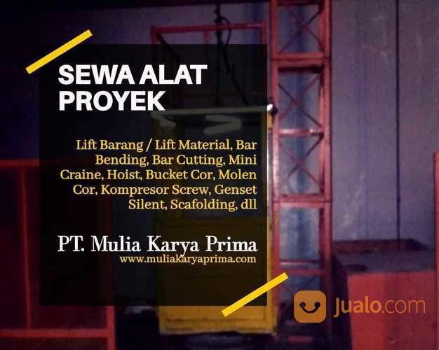 Sewa Alat Proyek Pembangunan Riau (28834507) di Kab. Karimun