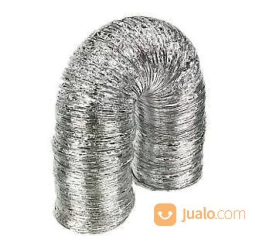 Fleksibel Duct Metalizing Diameter 8 Inch Insulated (28839791) di Kota Jakarta Barat