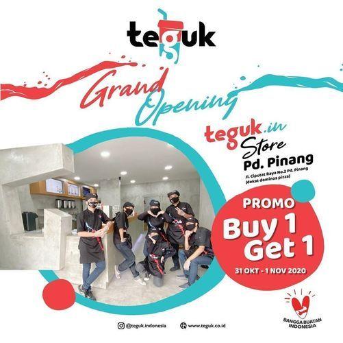 TEGUK Grand Opening Buy 1 Get 1 (28855975) di Kota Jakarta Selatan