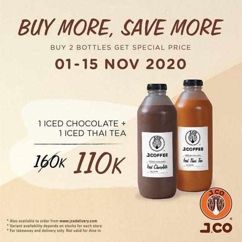 JCO Donuts & Coffee Buy More Save More (28855991) di Kota Jakarta Selatan