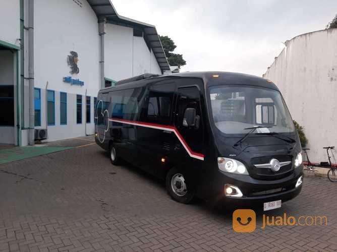 Medium Bus Mercedes Benz BIGBENZ AC Adiputro, PROMO TERBAIK (28871595) di Kota Tangerang Selatan
