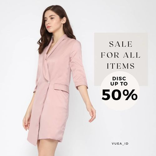 VUEA.ID Sale For All Items 50% (28880187) di Kota Jakarta Selatan