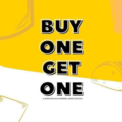 KURO KURO KEMANG Buy One Get One (28880327) di Kota Jakarta Selatan