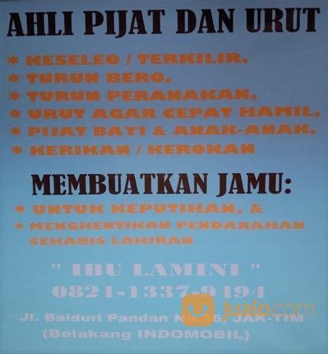 Urut Keseleo/Terkilir, Turun Bero, Dll (28914167) di Kota Jakarta Timur