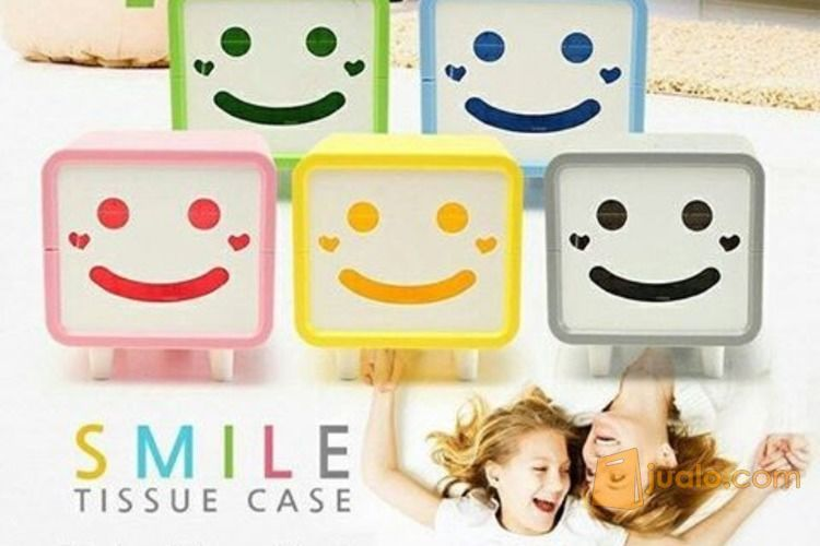Box Tissue Smile (2892733) di Kab. Gresik