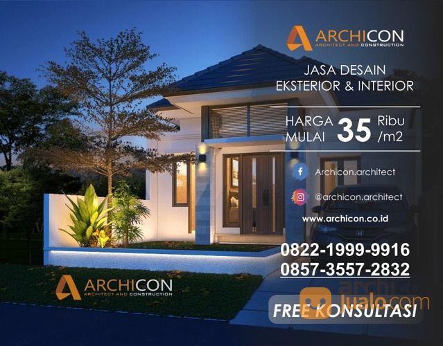 Jasa Arsitek Blitar, Desain Rumah Minimalis Terbaik (28927923) di Kab. Gresik