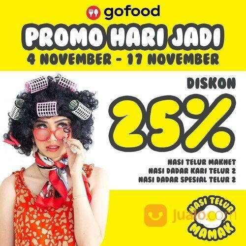 Nasi Telur Mamak Diskon 25% di GoFood (28951819) di Kota Bandung
