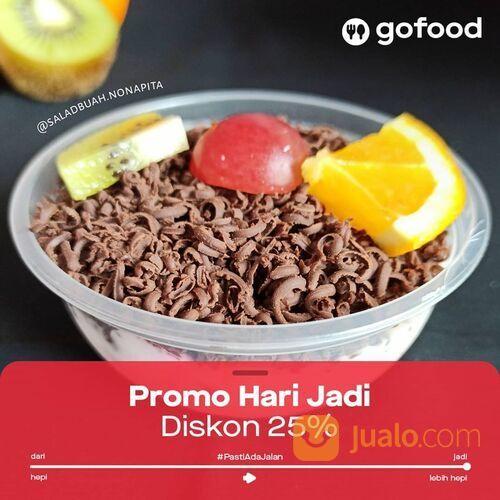 Salad Buah Nona Pita Solo Promo Hari Jadi Diskon 25% di GoFood! (28951988) di Kota Surakarta
