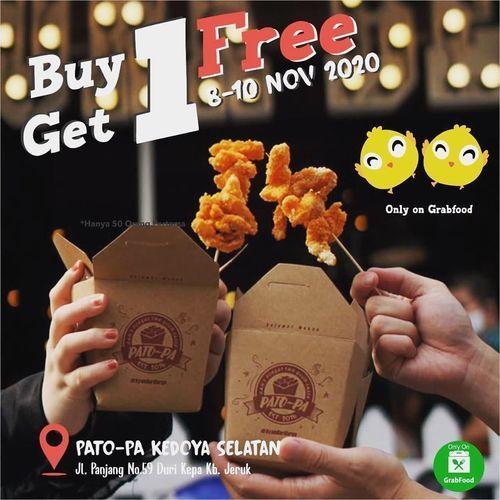 Patopa Buy 1 Get 1 Free (28962814) di Kota Jakarta Selatan
