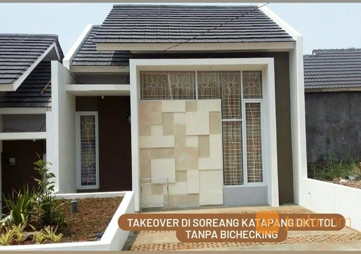 Rumah Baru Over Tnp Bichecking Di Soreang Katapang Dkt Tol (28965402) di Kab. Bandung