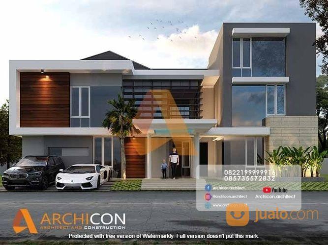 Desain Rumah Minimalis, Jasa Arsitek Madiun Desain Rumah Terbaik (28968545) di Kab. Madiun