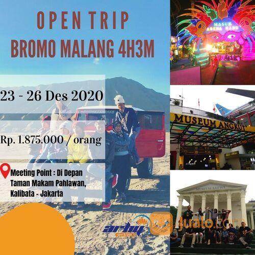 OPEN TRIP BROMO MALANG DARI JAKARTA DESEMBER 2020 (28973089) di Kota Jakarta Selatan