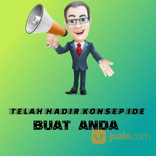 Telah Hadir Konsep Ide Bisnis Untuk Diciptakan (28974668) di Kota Medan