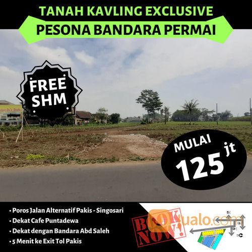 Tanah Kavling Strategis Dekat Bandara (28981909) di Kota Malang