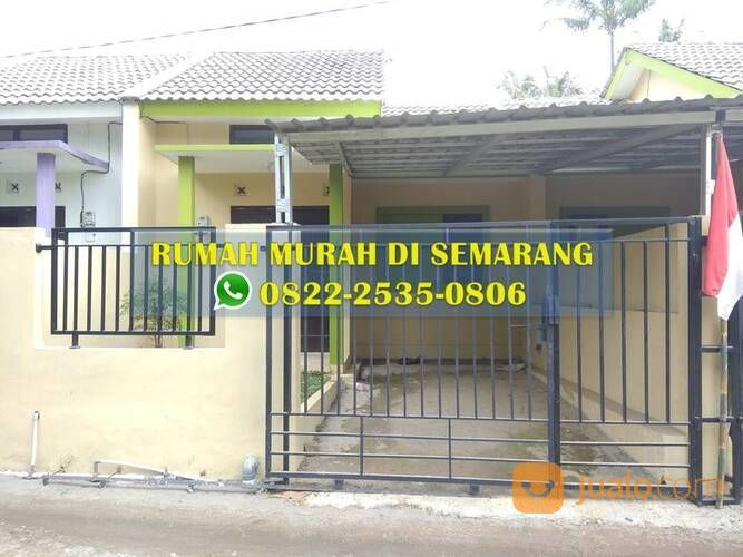 Rumah Di Semarang, Rumah Murah & Sejuk Di Ungaran, WA/Tlp : 0822-2535-0806 (28985875) di Kota Semarang