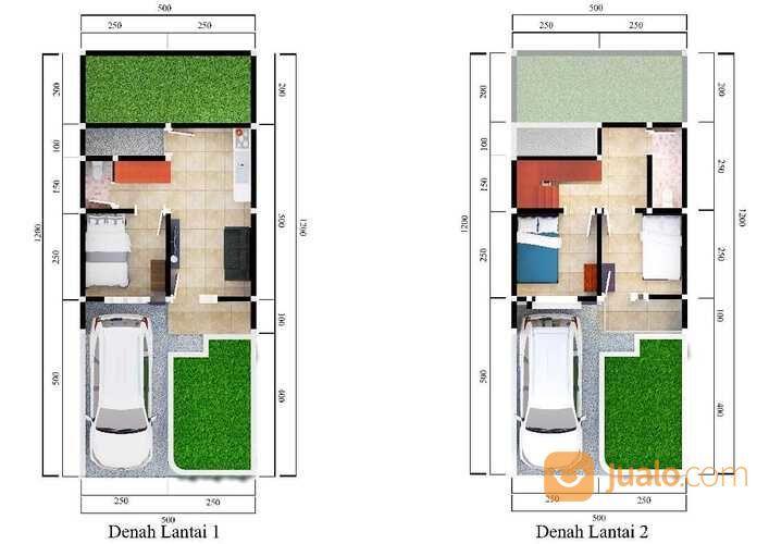 RUMAH CLUSTER HAVANA PARK BINTARO 48 (28992043) di Kota Tangerang Selatan