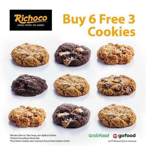 Richoco Promo Buy 6 Free 3 (28992796) di Kota Jakarta Selatan