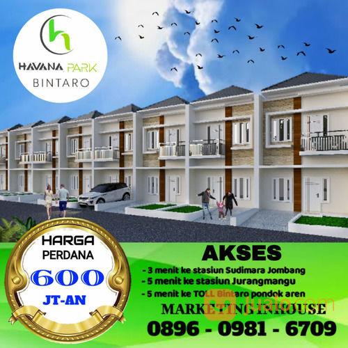 RUMAH CLUSTER HAVANA PARK BINTARO 96 (28993691) di Kota Tangerang Selatan