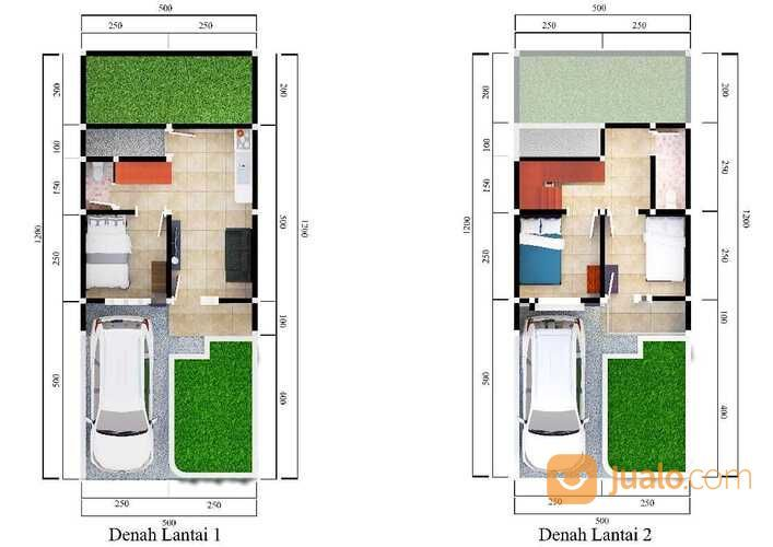 RUMAH CLUSTER HAVANA PARK BINTARO 98 (28993728) di Kota Tangerang Selatan