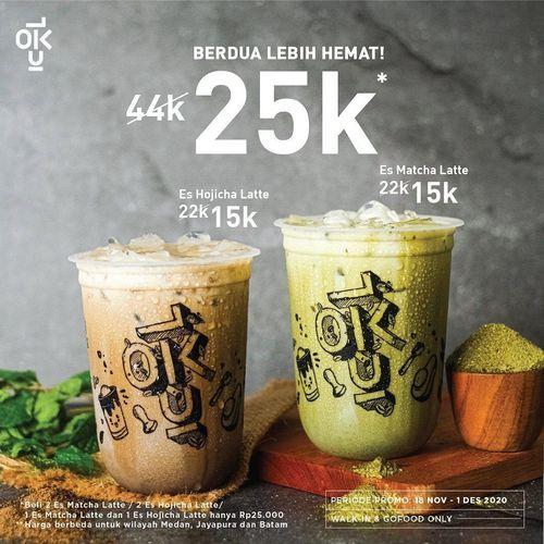 Kedai Kopi Kulo Promo Berdua Lebih Hemat 25K (28999897) di Kota Jakarta Selatan