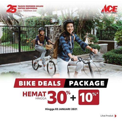 ACE Hardware Bike Deals Package (28999937) di Kota Jakarta Selatan