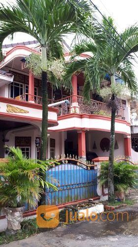 Rumah Cantik Ukiran Prada Nan Keren (29000345) di Kota Palembang